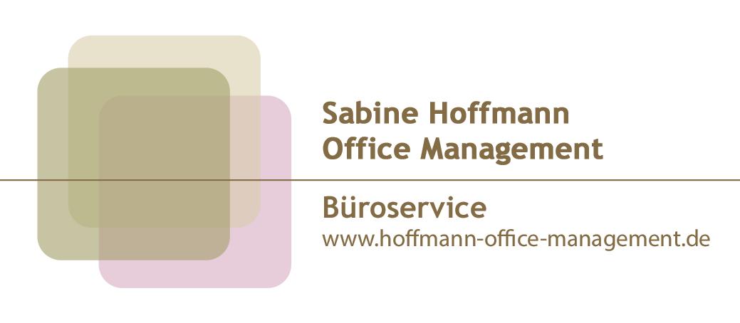 Hoffmann Office Management - Büroservice Sabine Hoffmann